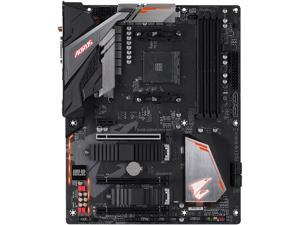 GIGABYTE B450 AORUS PRO WIFI (rev. 1.0) AM4 AMD B450 SATA 6Gb/s USB 3.1 HDMI ATX AMD Motherboard