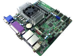 Jetway JNF791-3855U, 10 x COM, 9 x USB, 1 x RJ11, 2 x GbLANs, eDP/LVDS+HDMI+VGA, SATA+mSATA, Mini-ITX MB