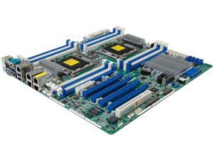AsRock Rack EP2C602-4L/D16 SSI EEB Server Motherboard Dual LGA 2011 Intel C602 DDR3 1866 / 1600 / 1333 / 1066 R / LR ECC and UDIMM
