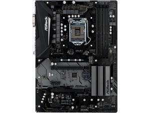 ASRock B360 Pro4 LGA 1151 (300 Series) Intel B360 HDMI SATA 6Gb/s USB 3.1 ATX Intel Motherboard