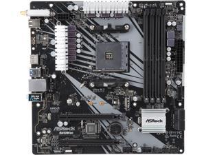 Neweggbusiness Gigabyte B450m Ds3h Wifi Am4 Amd B450 Sata 6gb S Micro Atx Amd Motherboard