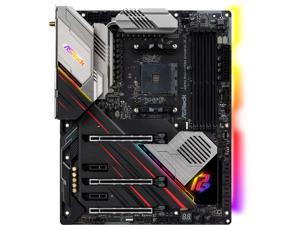 ASRock X570 Phantom Gaming X AM4 AMD Premium X570 SATA 6Gb/s ATX AMD Motherboard