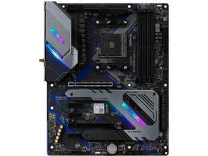 ASRock X570 EXTREME4 WIFI AX AM4 AMD X570 SATA 6Gb/s ATX AMD Motherboard