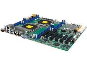 SUPERMICRO MBD-X10DRL-I ATX Server Motherboard Dual LGA 2011 R3 Intel C612