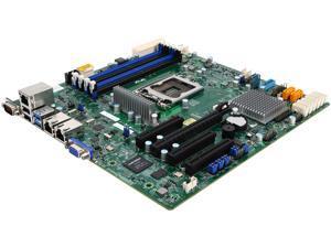 SUPERMICRO MBD-X11SSM-F-O Micro ATX Server Motherboard LGA 1151 Intel C236