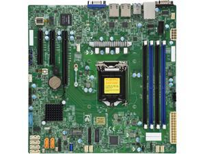 SUPERMICRO MBD-X11SCL-F-O Micro ATX Server Motherboard LGA 1151 Intel C242