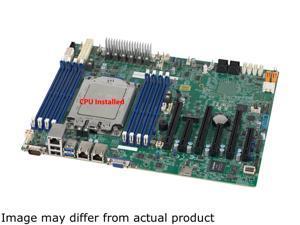 SUPERMICRO MBDH11SSL-I w/ AMD EPYC 7351P 16-Core CPU Installed DDR4 ATX Server Motherboard