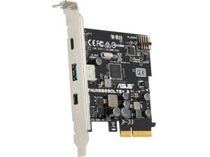 ASUS Model ThunderboltEX 3 Expansion Card for ASUS Z170 and X99 Motherboards