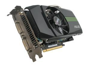 ASUS GeForce GTX 460 (Fermi) DirectX 11 ENGTX460 DirectCU/2DI/1GD5 1GB 256-Bit GDDR5 PCI Express 2.0 x16 HDCP Ready SLI Support Video Card