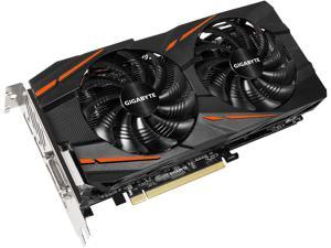 GIGABYTE Radeon RX 580 DirectX 12 GV-RX580GAMING-4GD 4GB 256-Bit GDDR5 PCI Express 3.0 x16 CrossFireX Support ATX Video Card