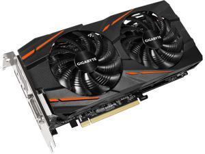 GIGABYTE Radeon RX 570 DirectX 12 GV-RX570GAMING-4GD 4GB 256-Bit GDDR5 PCI Express 3.0 x16 CrossFireX Support ATX Video Card