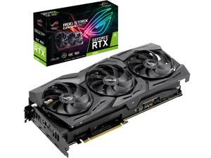 ASUS ROG STRIX GeForce RTX 2080 Overclocked 8G GDDR6 HDMI DP 1.4 USB Type-C Graphics Card (ROG-STRIX-RTX2080-O8G-GAMING)