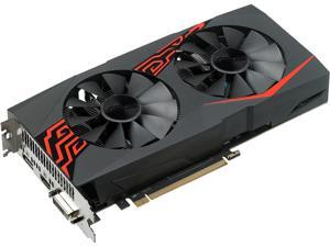 ASUS Expedition Radeon RX 570 DirectX 12 EX-RX570-4G 4GB 256-Bit GDDR5 PCI Express 3.0 HDCP Ready Video Card