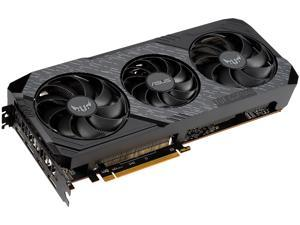 ASUS TUF Gaming X3 Radeon RX 5700 XT DirectX 12 TUF 3-RX5700XT-O8G-EVO-GAMING 8GB 256-Bit GDDR6 PCI Express 4.0 HDCP Ready CrossFireX Support Video Card