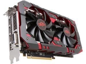 PowerColor RED DEVIL Radeon RX 580 DirectX 12 AXRX 580 8GBD5-3DH/OC 8GB 256-Bit GDDR5 PCI Express 3.0 CrossFireX Support ATX Video Card