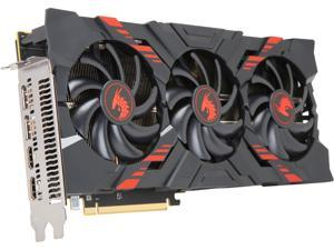 PowerColor RED DRAGON Radeon RX Vega 56 DirectX 12 AXRX VEGA 56 8GBHBM2-2D2HD/OC 8GB 2048-Bit HBM2 PCI Express 3.0 CrossFireX Support ATX Video Card