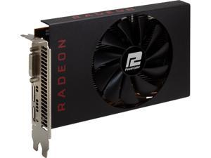 PowerColor Radeon RX 5500 XT DirectX 12 AXRX 5500XT 4GBD6-DH/OC 4GB 128-Bit GDDR6 PCI Express 4.0 CrossFireX Support ATX Video Card