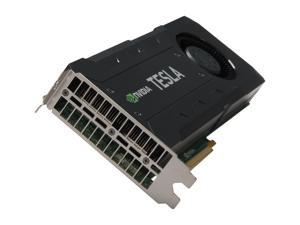 NVIDIA GK110 TESLA K20 (900-22081-2220-000) 5GB 320-bit GDDR5 PCI Express 2.0 x16 Workstation Video Card