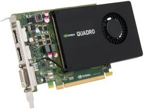 PNY Quadro K2200 VCQK2200-PB 4GB 128-bit GDDR5 PCI Express 2.0 x16 Plug-in Card Workstation Video Card