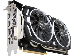 MSI GeForce GTX 1080 Ti DirectX 12 GeForce GTX 1080 TI ARMOR 11G OC 11GB 352-Bit GDDR5X PCI Express 3.0 x16 HDCP Ready SLI Support Video Card