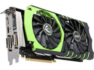 MSI GeForce GTX 970 DirectX 12 GTX 970 GAMING 100ME 4GB 256-Bit GDDR5 PCI Express 3.0 x16 HDCP Ready SLI Support ATX Video Card