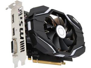 Refurbished: MSI GeForce GTX 1060 DirectX 12 GTX 1060 6G OCV1 6GB 192-Bit GDDR5 PCI Express 3.0 x16 HDCP Ready Video ...