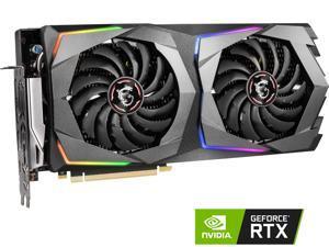 MSI GeForce RTX 2070 DirectX 12 RTX 2070 GAMING Z 8G 8GB 256-Bit GDDR6 PCI Express 3.0 x16 HDCP Ready Video Card
