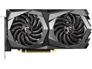 MSI GeForce GTX 1650 DirectX 12 GTX 1650 GAMING X 4G 4GB 128-Bit GDDR5 PCI Express 3.0 x16 HDCP Ready Video Card