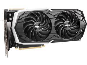 MSI GeForce RTX 2070 SUPER DirectX 12 RTX 2070 Super Armor OC 8GB 256-Bit GDDR6 PCI Express 3.0 x16 HDCP Ready SLI Support Video Card