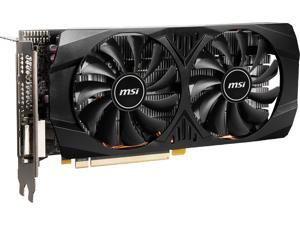 MSI Radeon RX 570 DirectX 12 RX 570 8GT OC 8GB 256-Bit GDDR5 PCI Express x16 (Uses x8) HDCP Ready ATX Video Card