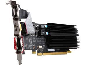 XFX One ONXFX1PLS2-R Radeon HD 5450 1GB 64-Bit DDR3 PCI Express 2.1 x16 HDCP Ready Low Profile Ready Video Card Certified Refurbished