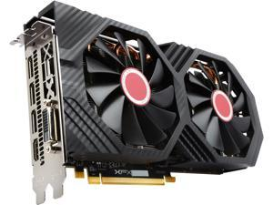 XFX Radeon RX 580 DirectX 12 RX-580P8DFD6 XXX Edition 8GB 256-Bit GDDR5 PCI Express 3.0 CrossFireX Support Video Card