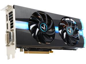 Sapphire Radeon VAPOR-X R9 270X 2GB GDDR5 DVI-I/DVI-D/HDMI/DP with Boost and OC Version (UEFI) PCI-Express Graphics Card