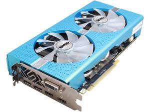 Sapphire Radeon NITRO+ RX 580 8GB GDDR5 PCI-E Dual HDMI / DVI-D / Dual DP w/ Backplate SPECIAL EDITION (UEFI), 100411NT+8GSEL
