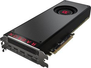 SAPPHIRE Radeon RX Vega 64 DirectX 12 21275-03-20G 8GB 2048-Bit HBM2 PCI Express 3.0 CrossFireX Support Video Card + Code for 3 Free Games