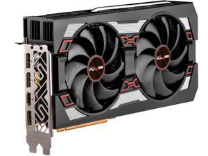 SAPPHIRE PULSE Radeon RX 5600 XT DirectX 12 100419P6GL 6GB 192-Bit GDDR6 PCI Express 4.0 ATX Video Card
