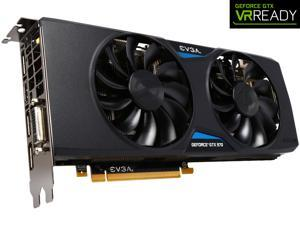 EVGA GeForce GTX 970 04G-P4-3975-KR 4GB SSC GAMING w/ACX 2.0+, Whisper Silent Cooling Graphics Card