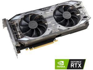 EVGA GeForce RTX 2080 XC ULTRA GAMING, 08G-P4-2183-KR, 8GB GDDR6, Dual HDB Fans & RGB LED
