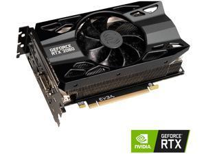 EVGA GeForce RTX 2060 XC BLACK GAMING, 6GB GDDR6, HDB Fan Graphics Card 06G-P4-2061-KR