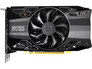 EVGA GeForce GTX 1650 XC GAMING Video Card, 04G-P4-1153-KR, 4GB GDDR5