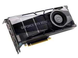 EVGA GeForce RTX 2070 SUPER GAMING, 08G-P4-3070-KR, 8GB GDDR6, RGB LED Logo