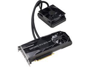 EVGA GeForce RTX 2070 SUPER XC HYBRID GAMING, 08G-P4-3178-KR, 8GB GDDR6, WATERCOOLED