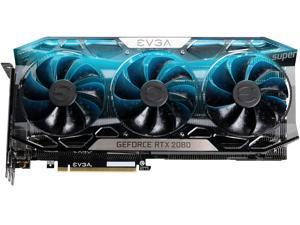 EVGA GeForce RTX 2080 SUPER FTW3 ULTRA GAMING Video Card, 08G-P4-3287-KR, 8GB GDDR6, iCX2 Technology, RGB LED, Metal Backplate