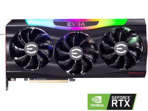 EVGA GeForce RTX 3090 FTW3 ULTRA GAMING Video Card, 24G-P5-3987-KR, 24GB GDDR6X, iCX3 Technology, ARGB LED, Metal Backplate