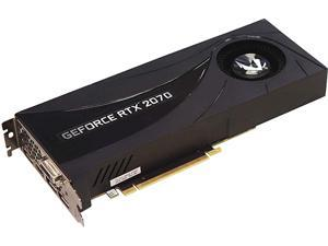 ZOTAC GeForce RTX 2070 DirectX 12 ZT-T20700A-10B 8GB 256-Bit GDDR6 PCI Express 3.0 HDCP Ready Video Card, 10 Units Per Bulk Item