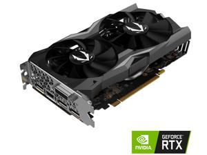 ZOTAC GeForce RTX 2070 DirectX 12 ZT-T20700E-10P 8GB 256-Bit GDDR6 PCI Express 3.0 HDCP Ready Video Card