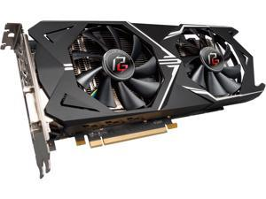 ASRock Phantom Gaming X Radeon RX 570 DirectX 12 RX570 4G OC 4GB 256-Bit GDDR5 PCI Express 3.0 x16 HDCP Ready Video Card