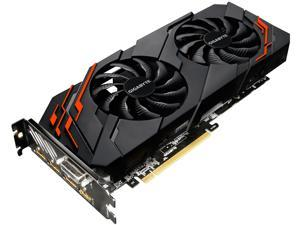GIGABYTE GeForce GTX 1070 Ti DirectX 12 GV-N107TWF2-8GD 8GB 256-Bit GDDR5 PCI Express 3.0 x16 SLI Support ATX Video Card