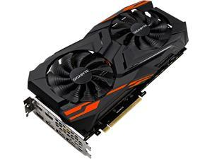 GIGABYTE Radeon RX Vega 56 DirectX 12 GV-RXVEGA56GAMING OC-8GD 8GB 2048-Bit HBM2 PCI Express 3.0 x16 CrossFireX Support ATX Video Card