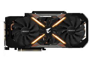 GIGABYTE AORUS GeForce RTX 2060 XTREME 6G Graphics Card, 3 x Stacked WINDFORCE Fans, 6GB 192-Bit GDDR6, GV-N2060AORUS X-6GC REV2.0 Video Card